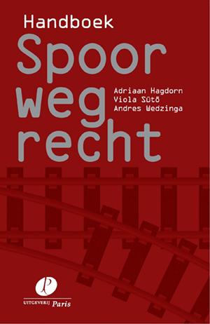 Bookcover Spoorweg handboek