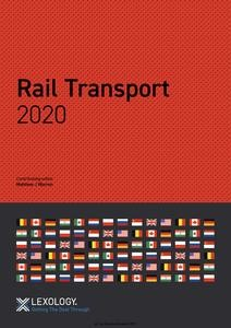 LegalRail rail transport 2020
